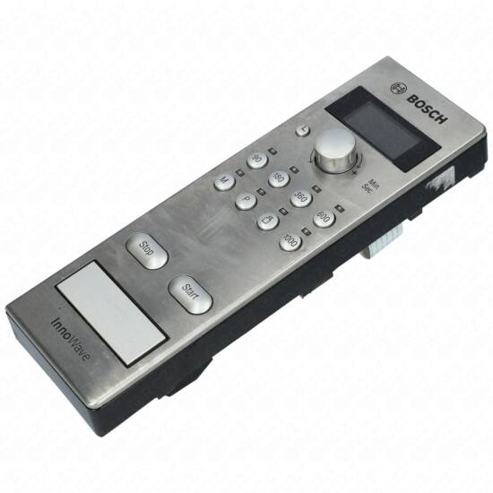 Elektronika vezérlő (bontott, eredeti) BOSCH mikrohullámú sütő
