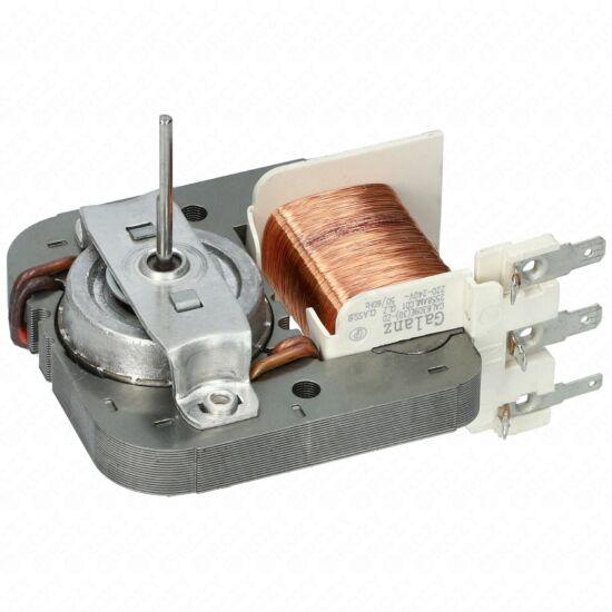 Motor ventilátor (bontott, eredeti) GORENJE/MORA mikrohullámú sütő