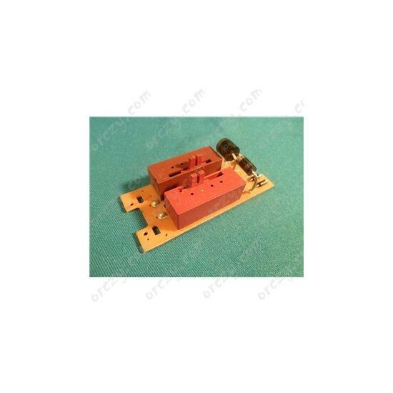 Kapcsoló (fokozatkapcsolóval) panel BRAUN hajszárító /RENDELÉSRE