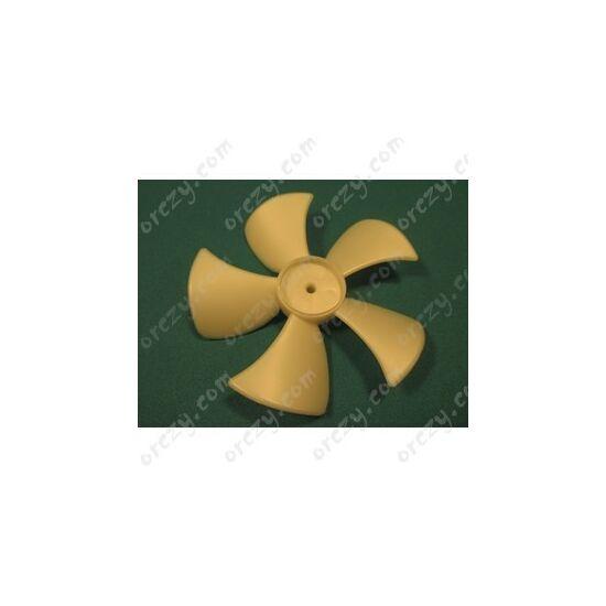 Ventilátor lapát WHIRLPOOL mikrohullámú sütő / RENDELÉSRE