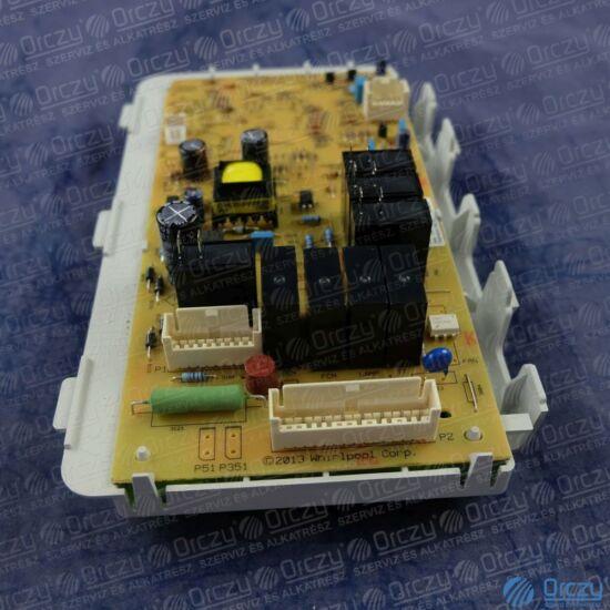 Elektronika vezérlő (eredeti) WHIRLPOOL / INDESIT mikrohullámú sütő / RENDELÉSRE