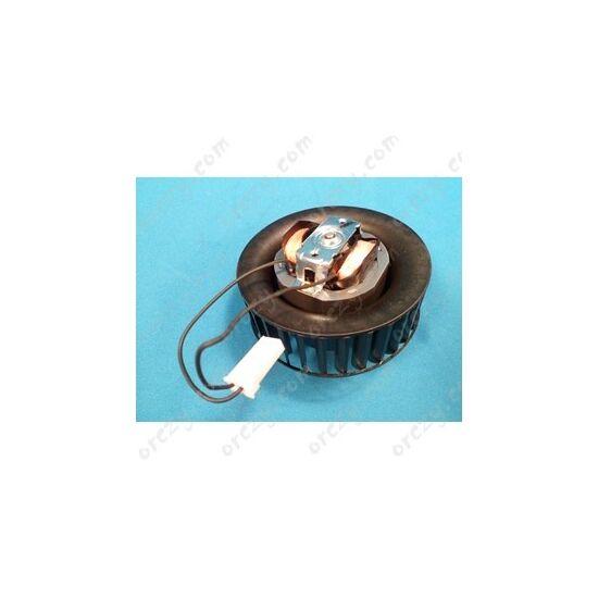 Motor + Lapát (ventilátor, eredeti) WHIRLPOOL mikrohullámú sütő / RENDELÉSRE