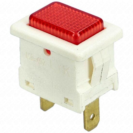 Lámpa (piros) WHIRLPOOL /RENDELÉSRE