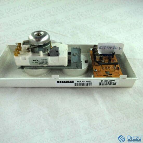 Előlap (kezelő, elektronikával, bontott, eredeti) WHIRLPOOL mikrohullámú sütő