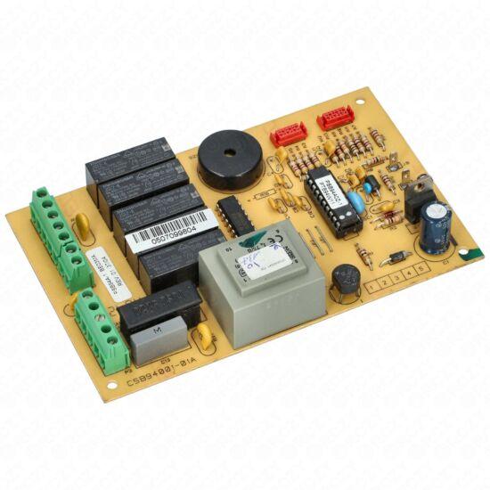 Elektronika vezérlő (eredeti) WHIRLPOOL páraelszívó / RENDELÉSRE
