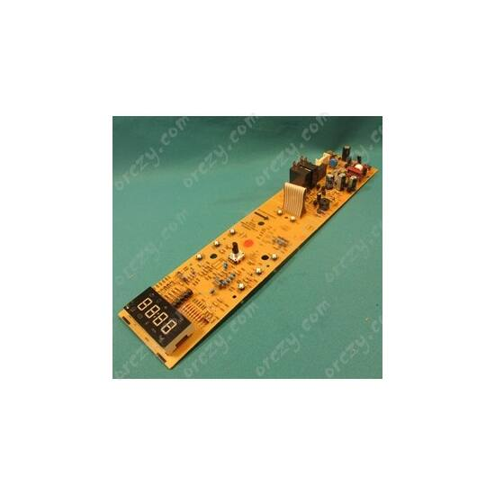 Elektronika vezérlő (eredeti) WHIRLPOOL mikró / RENDELÉSRE