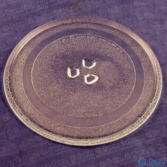 Tányér (eredeti) WHIRLPOOL mikrohullámú sütő / RENDELÉSRE