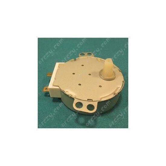 Motor, tányérforgató (eredeti) WHIRLPOOL mikrohullámú sütő / RENDELÉSRE
