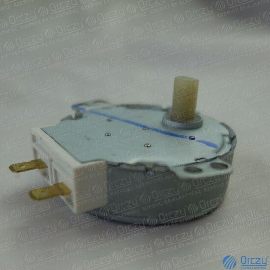 Motor tányérforgató (eredeti) WHIRLPOOL / INDESIT mikrohullámú sütő / RENDELÉSRE