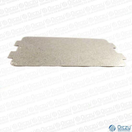 64x106 mm Csillámlap (eredeti) CANDY mikrohullámú sütő / RENDELÉSRE