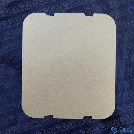120X135 MM Csillámlap (eredeti) ELECTROLUX mikrohullámú sütő / RENDELÉSRE