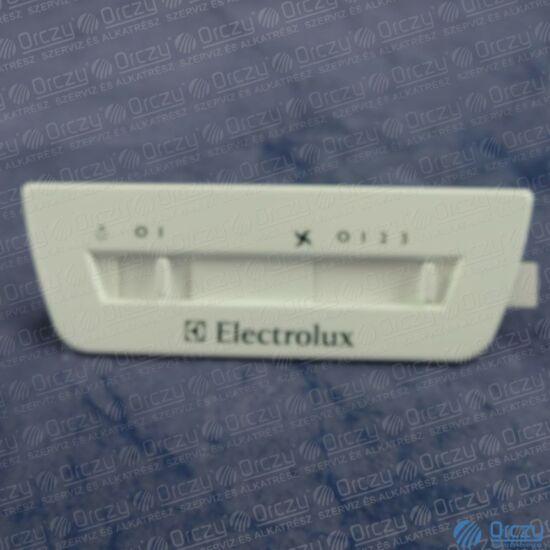 Burkolat, kezelő előlap + gombok (eredeti) ELECTROLUX páraelszívó / RENDELÉSRE