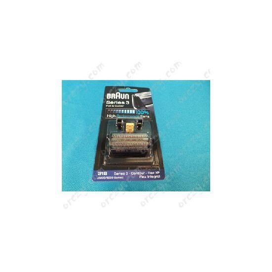 Borotva szita + Penge BRAUN 31B (5000/6000 széria) /RENDELÉSRE