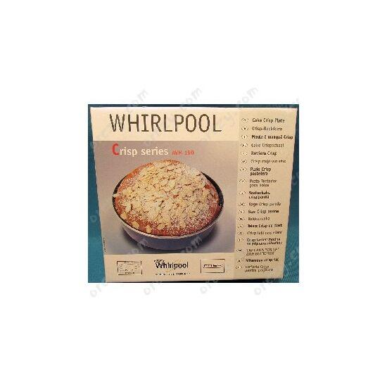 Crisp tál (mély) Whirlpool mikrohullámú sütő WPRO AVM190 /RENDELÉSRE