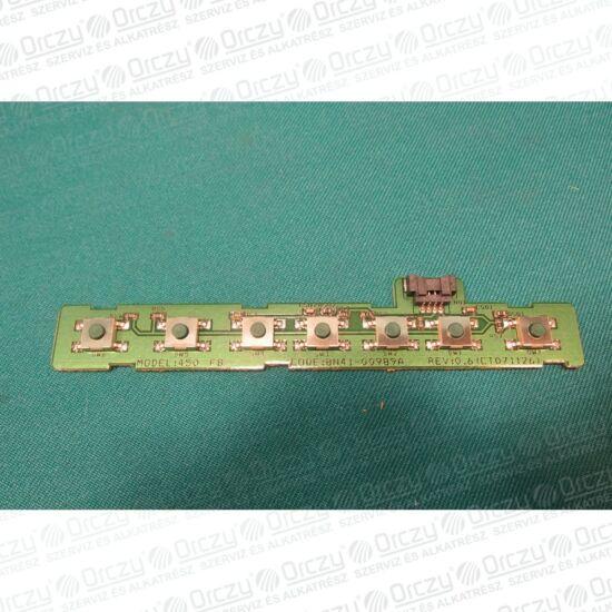 Elektronika, kezelő (eredeti) SAMSUNG  LEDTV / RENDELÉSRE