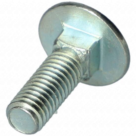 DIN 603 M8x25 5,6 felfogó K csavar (zárófedél) HAJDU ZEK bojler (új típusú)