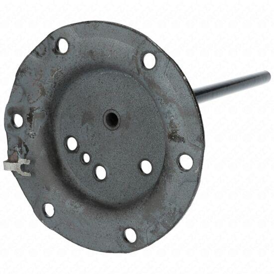 335x155 mm Zárófedél (zománcos, rövid tokcsöves) HAJDU bojler