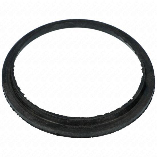 115x98x5 mm Tömítés (zárófedél, peremes, fekete) HAJDU bojler