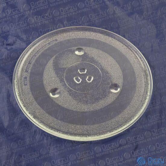 Tányér (eredeti) WHIRLPOOL / INDESIT mikrohullámú sütő / RENDELÉSRE