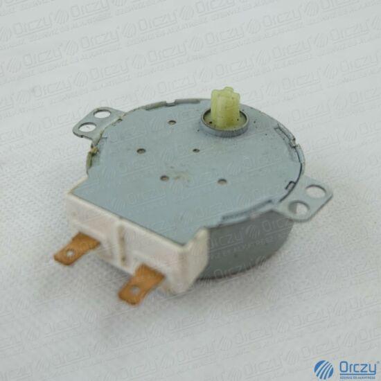 Tányérforgató motor (bontott, eredeti) UNIVERZÁLIS mikrohullámú sütő