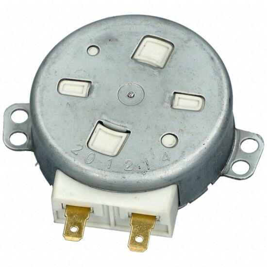 Tányérforgató motor SS-5-240-TD/ TYJ50-8A19 (2,5-3rpm ) 240V 3W WHIRLPOOL mikro