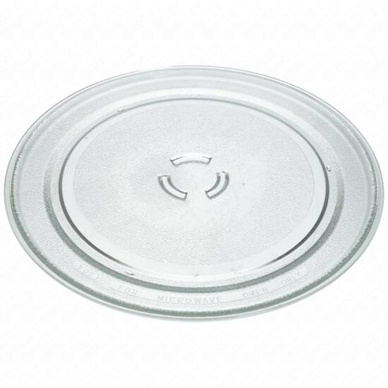 Tányér, üveg (eredeti) WHIRLPOOL mikrohullámú sütő pl: MD363