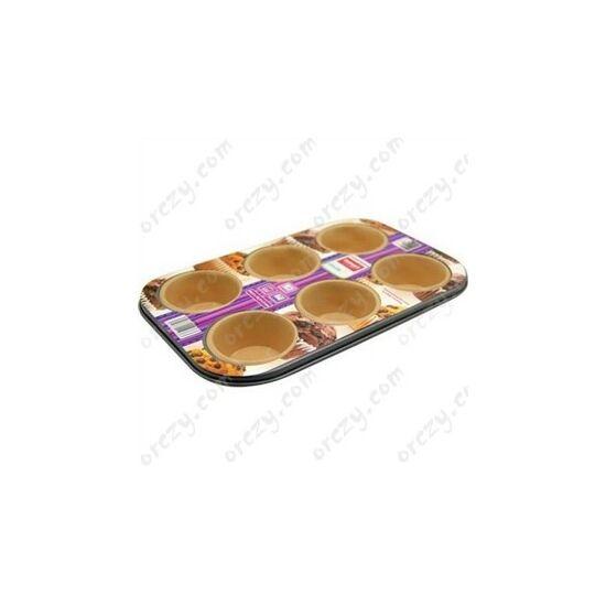 KIFUTÓ Sütőforma szilikonos muffin LAMART