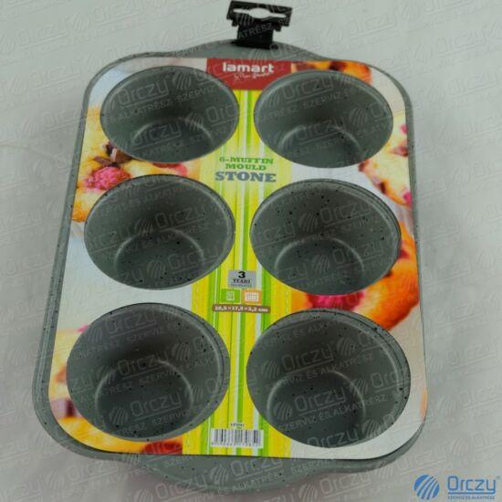 KIFUTÓ Sütőforma muffin LAMART / SZÉPSÉGHIBÁS