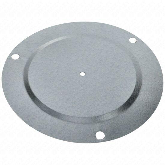 Védőlemez (fém, horganyzott) HAJDU 407 centrifuga