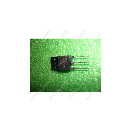 Tranzisztor S2000N /RENDELÉSRE