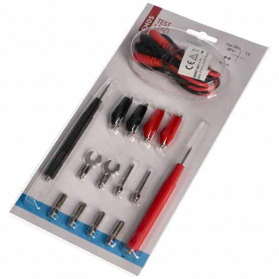 HIÁNYCIKK Digitális kézi mérőműszer zsinór készlet S4001