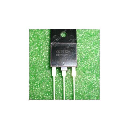 Tranzisztor ST2310FX SI-N 1500/600V 14A/21Ap 62W tf:0.12uS /RENDELÉSRE