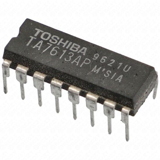 IC TA7613AP AM/FM IF AMP. Ucc. 3..13V 16p /RENDELÉSRE