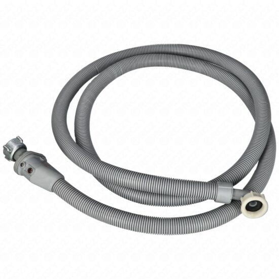 2,5 m befolyócső (aquastopos) 20 bar 90° csatlakozó+mikroszűrő WPRO TAF257