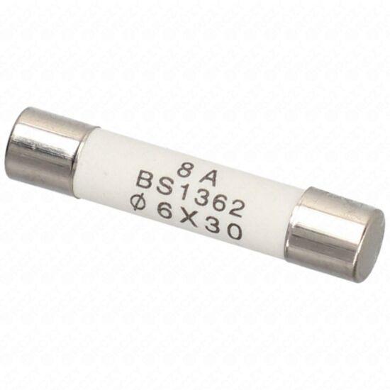 8A  250/500V  6x32  kerámiabiztosíték