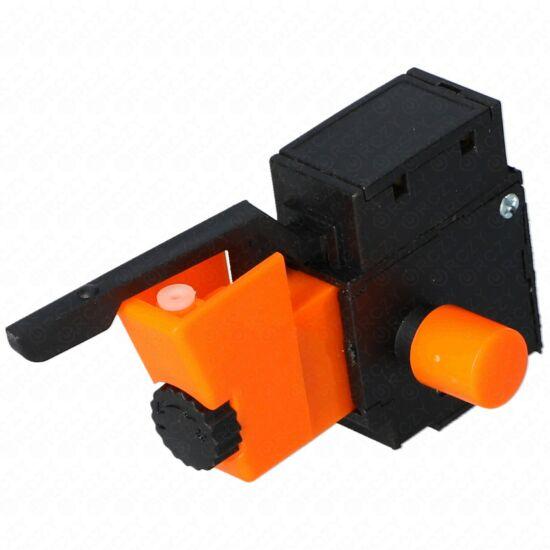 250V/6A kapcsoló, fordulatszám szabályzós-irány váltós, fúrógéphez