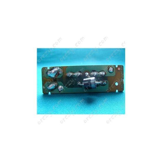 Tolókapcsoló (4 állású, panellel) SOLAC hajszárító /RENDELÉSRE