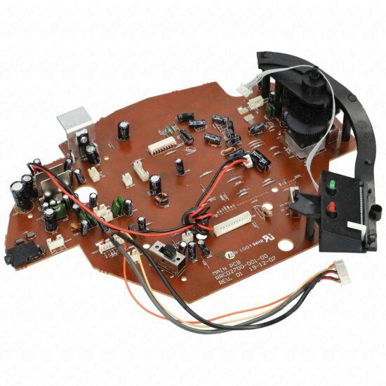 ALAPLAP GRUNDIG RRCD2700MP3 rádiósmagnó /RENDELÉSRE