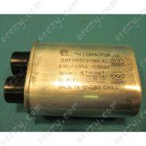 0,92uF kondenzátor, nagyfeszültségű (eredeti) GORENJE/MORA mikrohullámú sütő / RENDELÉSRE