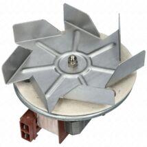 Villanytűzhely ventilátor légkeveréses (tengely hossz a felfogatási ponttól 18mm)