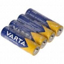 1,5V tartós elem AA VARTA 4db-os bliszterben