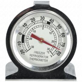 Hőmérő hűtőbe kerek  -30C° - +30C°