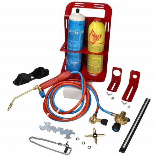 Forrasztó készülék (TURBOSET 90) forrasztó gázzal és oxigénnel