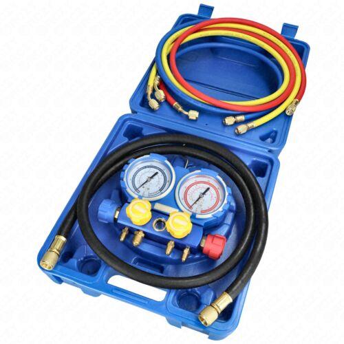 Csaptelep készlet, dupla, kétcsapos VMG-4-R410A (R410A hűtőközeghez) VALUE