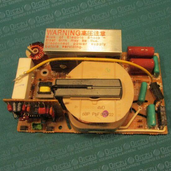 Elektronika, inverter (eredeti) GORENJE/MORA mikrohullámú sütő / RENDELÉSRE