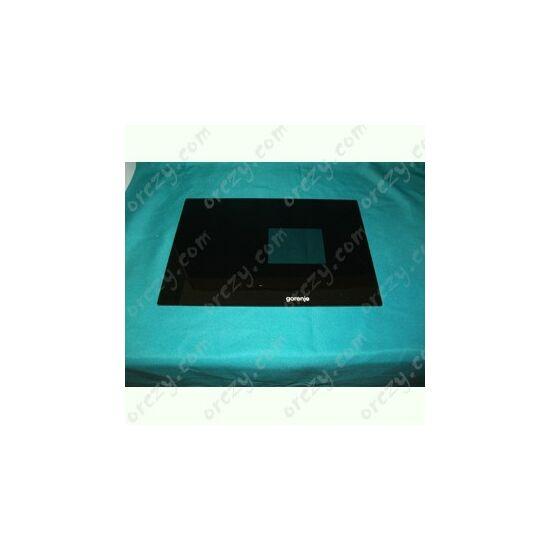 Üveg (külső) GORENJE mikrohullámú sütő /RENDELÉSRE