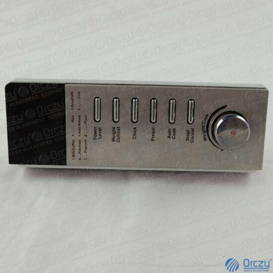 Elektronika előlappal (bontott, eredeti) GORENJE mikrohullámú sütő