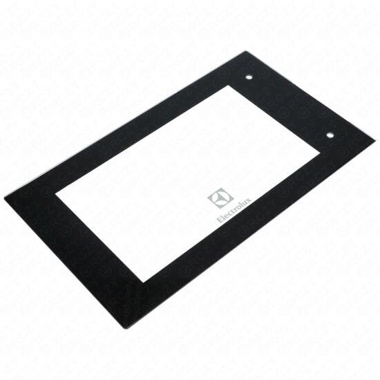 Üveg ajtó külső (eredeti) ELECTROLUX mikrohullámú sütő / RENDELÉSRE