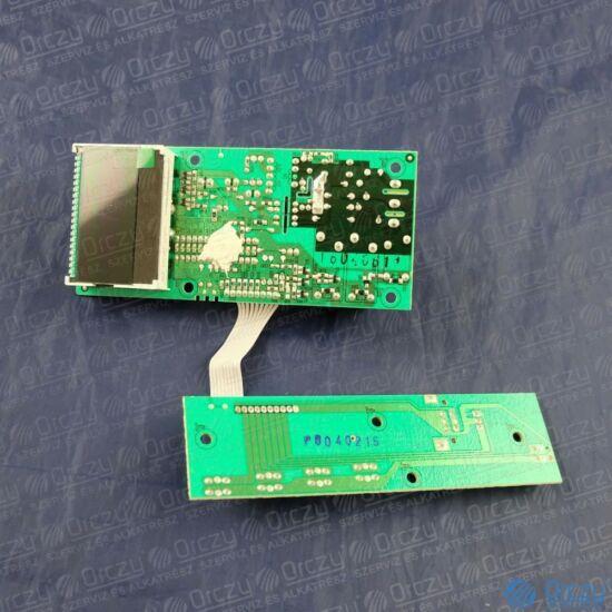 Elektronika vezérlő (eredeti) ELECTROLUX mikrohullámú sütő / RENDELÉSRE