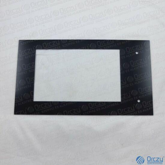 Üveg,ajtó külső (eredeti) AEG mikrohullámú sütő / RENDELÉSRE
